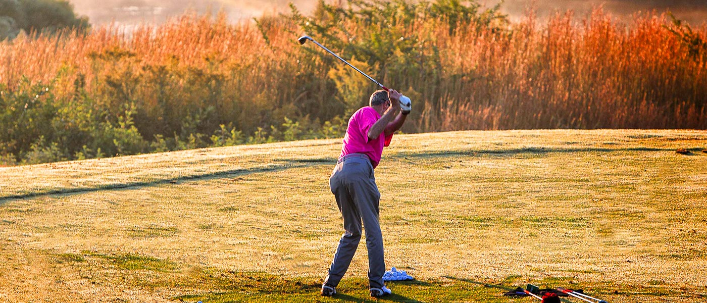 We will help you with your golf swing and recovery from any golf injuries!