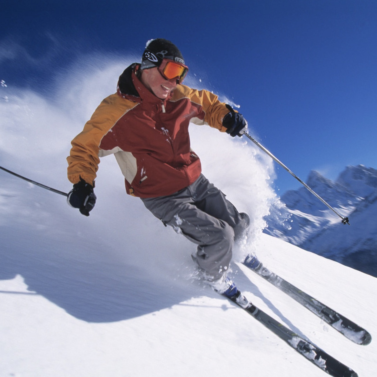 The most common ski injuries include ACL tear, MCL tear, and shoulder dislocation, and we deal with these at Atlanta Sport and Spine Physical Therapy