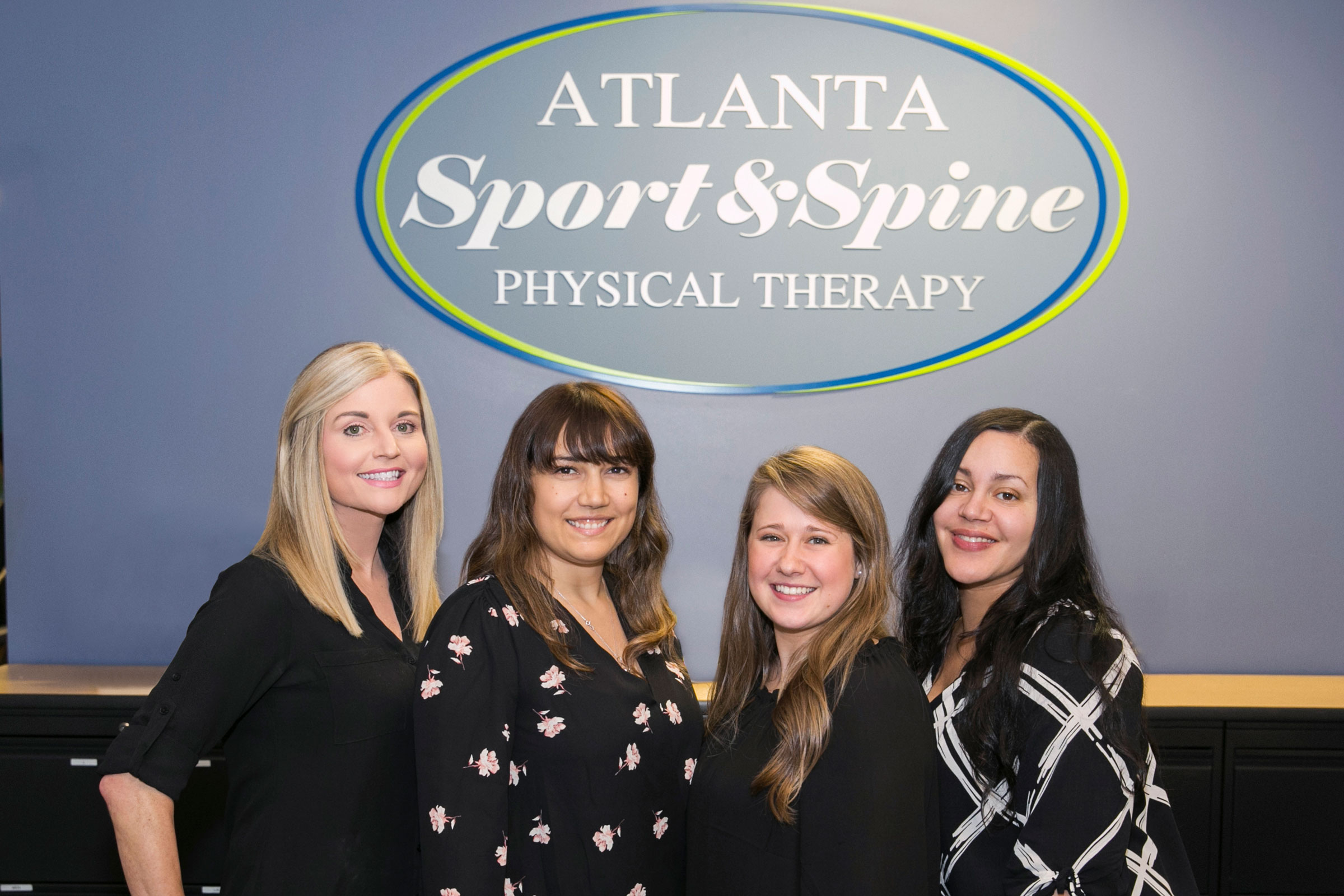 ATLANTA sport and spine physical therapy professional staff